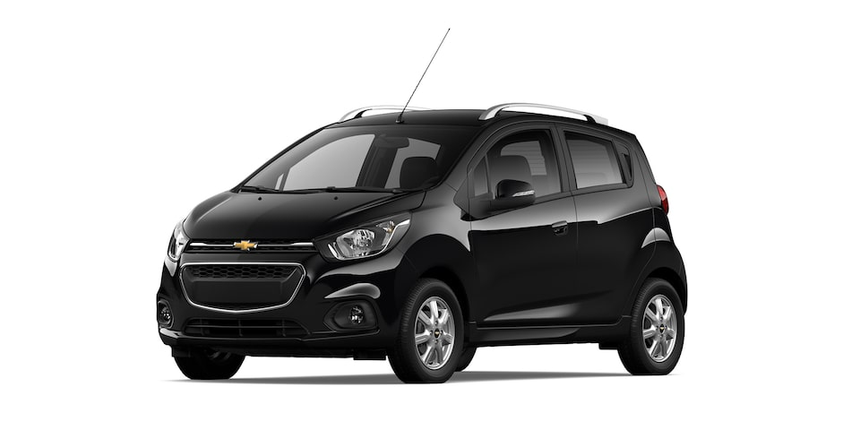Chevrolet Beat HB 2021, auto hatchback en color negro